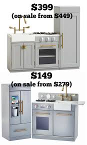 modern play kitchen look for less modern grey toy kitchen pretty real