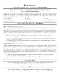 manager resume summary human resource director resume summary resources manager job