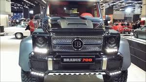 mercedes benz g class 6x6 interior brabus b63s 700 6x6 mercedes g63 amg 6x6 6 3 v8 biturbo 700 hp
