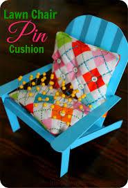 getting crafty with pin cushions inside nanabread u0027s head