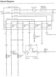 honda crv wiring diagram honda wiring diagrams instruction