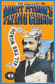 the complete monty python u0027s flying circus all the words volume
