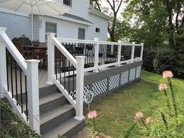 deck color schemes radnor decoration