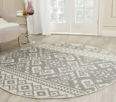 Round Rug 6 by Rug Adr107b Adirondack Area Rugs By Safavieh