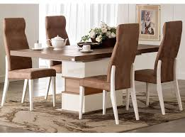 italian dining room sets extendable dining table ef evolution by status italy