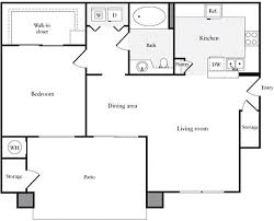 Stoneridge Creek Pleasanton Floor Plans Park Hacienda Pleasanton Ca Apartment Finder
