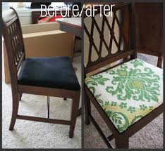 Diy Dining Room Chair Covers How To Recover Dining Room Chairs Brilliant Design Ideas Diy