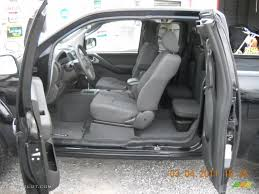 nissan frontier king cab graphite interior 2006 nissan frontier xe king cab photo 46320900