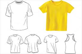 blank t shirt template u2013 20 free psd vector eps ai format