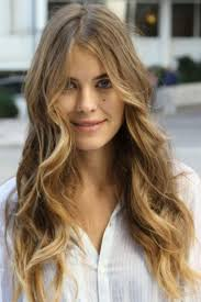 long dark blonde hairstyles long layered hairstyles for thick