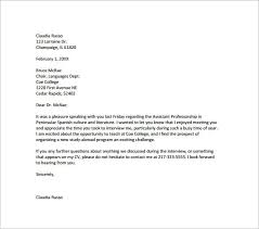 thank you letter after interviewthank you for interview note word