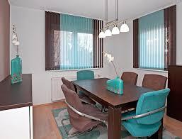 Wohn Und Esszimmer In Einem Raum Dekorativer Lichtschutz Rollos Und Plissees Fürs Esszimmer