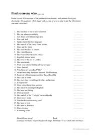Compound Subject Worksheets 44 Free Esl Icebreaker Worksheets