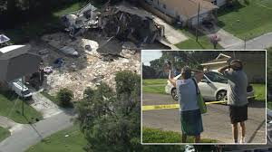 Sinkhole In Backyard Sinkhole Swallows Homes In Land O U0027 Lakes Story Fox 13 Tampa Bay