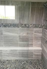 Bathroom Ideas Gray The 25 Best Pebble Shower Floor Ideas On Pinterest Shower