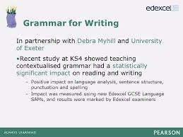 getting ready to teach pearson u0027s new gcse 9 1 english language