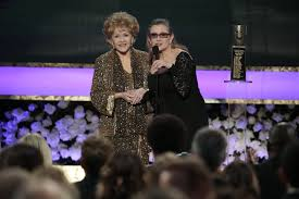Debbie Reynolds by Debbie Reynolds Dies A Day After Daughter Carrie Fisher Her Son