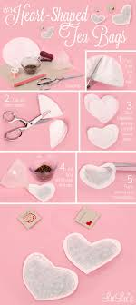 heart shaped tea bags s day diy heart shaped tea bags lulus fashion