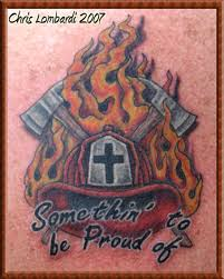 firefighter tattoos tribal tattoos