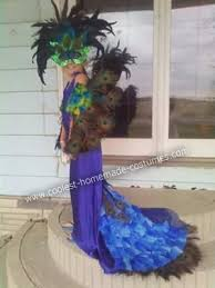 Peacock Halloween Costumes Adults Coolest Halloween Peacock Costume Costumes