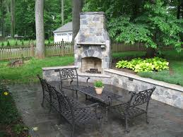 outdoor fireplace plans diy designs idolza