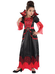 vampire queen childrens costume 996999 fancy dress ball
