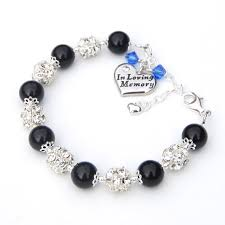 in loving memory charms in memory jewelry in loving memory charm bracelet by amidesigns