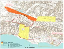 Fire Evacuation Floor Plan Template Whittier Fire Expected To Move Downslope Tonight
