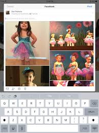 how to upload an ipad photo or video to facebook