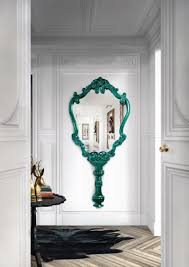 7 wall mirror ideas by boca do lobo to inspire you this weekend