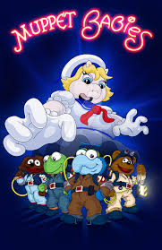 muppet babies ghostbusters cartoon style temptingtradgedy