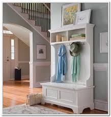 Entryway Storage Bench With Coat Rack Coat Racks Astounding Entryway Storage Bench With Coat Rack