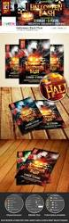 639 best halloween flyer templates images on pinterest flyer