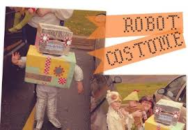 Kids Robot Halloween Costume 60 Fun Easy Diy Halloween Costumes Kids Love Diy