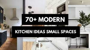 Kitchen Ideas Small Kitchen by 70 Best Clean Modern Kitchen Ideas For Small Spaces 2017 Youtube