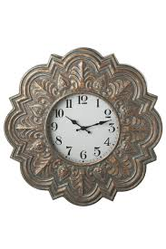 wall clocks canada home decor midwest cbk patina stamped clock from canada by james street home