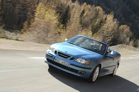 saab convertible red the thrill of the hunt finding the perfect saab 9 3 convertible