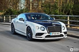 bentley gran coupe bentley continental supersports coupé 2018 8 march 2017 autogespot