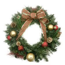 pre lit decorated wreaths rainforest islands ferry