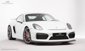 porsche cayman white used 2015 porsche cayman gt4 for sale in guildford pistonheads