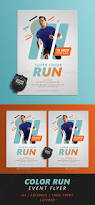 run fest flyer flyer template template and layouts