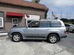 lexus lx for sale lexus lx 470 for sale in south carolina carsforsale com