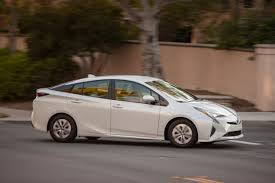 toyota prius petrol consumption 2016 toyota prius most fuel efficient car without a