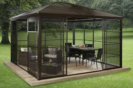 Gazebo Patio by Hardtop Gazebos Best 2017 Choices Sorted By Size