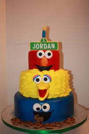 sesame birthday sesame birthday cake brought to you by the letter a and the