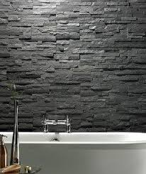 slate bathroom ideas multicolour slate tiles composition obklady