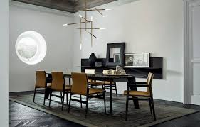 contemporary dining table solid wood mdf glass howard contemporary dining table solid wood mdf glass howard poliform