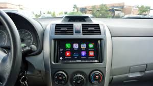 Ford Escape Upgrades - the college driver pioneer upgrades carplay systems