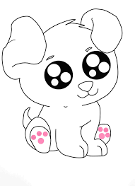 anime puppy line art by gemmy2shoes on deviantart