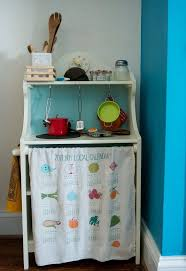 diy play kitchen ideas delectable 90 blue wood play kitchen inspiration of the 25 best